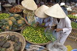 Dong Ba Market, Hue, Vietnam, Indochina, Southeast Asia, Asia Photographic Print by Bruno Morandi