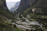 Malaga Pass in the Andes Mountain, Peru, South America Photographic Print by Peter Groenendijk