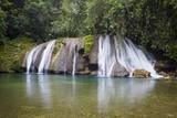 Reach Falls, Portland Parish, Jamaica, West Indies, Caribbean, Central America Photographic Print by Doug Pearson