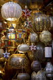 Lanterns for Sale in the Souk, Marrakesh, Morocco, North Africa, Africa Photographic Print by Simon Montgomery