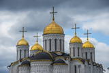 Assumption Cathedral, UNESCO World Heritage Site, Vladimir, Golden Ring, Russia, Europe Photographic Print by Michael Runkel