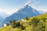 Grand Nomenon, Aosta Valley, Italian Alps, Italy, Europe Photographic Print by Nico Tondini