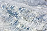 Glacier Detail in Icy Arm, Baffin Island, Nunavut, Canada, North America Photographic Print by Michael Nolan