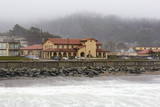 Stormy Day in Pacifica, California, United States of America, North America Photographie par Richard Cummins