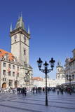 Old Town Hall and Tyn Cathedral Photographic Print by Markus Lange