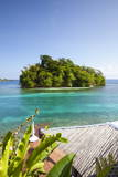 Monkey Island, Port Antonio, Portland Parish, Jamaica, West Indies, Caribbean, Central America Photographic Print by Doug Pearson