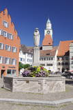 Hofstatt with Town Hall Photographic Print by Markus Lange