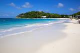 Long Bay, Beach, Antigua, Leeward Islands, West Indies, Caribbean, Central America Photographic Print by Frank Fell