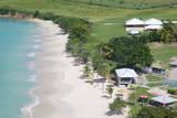 View of Fort James Beach, Antigua, Leeward Islands, West Indies, Caribbean, Central America Photographie par Frank Fell