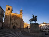 Trujillo, Caceres, Extremadura, Spain, Europe Photographic Print by Michael Snell