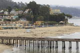 Wharf, Capitola, Santa Cruz County, California, United States of America, North America Photographic Print by Richard Cummins