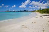 Ffryes Beach, St. Mary, Antigua, Leeward Islands, West Indies, Caribbean, Central America Photographie par Frank Fell