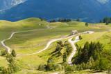 Vetan, Aosta Valley, Italian Alps, Italy, Europe Photographic Print by Nico Tondini