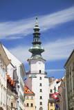 Michael's Gate, Bratislava, Slovakia, Europe Photographic Print by Ian Trower