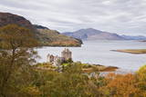 Eilean Donan Castle and the Waters of Loch Duich, Highlands, Scotland, United Kingdom, Europe Photographic Print by Julian Elliott