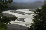 The Madre De Dios River, Peru, South America Photographic Print by Peter Groenendijk