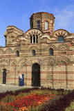 Christ Pantocrator Church, Old Town, UNESCO World Heritage Site, Nessebar, Bulgaria, Europe Photographic Print by Richard Cummins