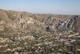 View of Goris, Armenia, Central Asia, Asia Photographic Print by Jane Sweeney
