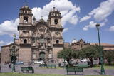Company of Jesus Church, Plaza De Armas, Cuzco, Peru, South America Photographic Print by Peter Groenendijk