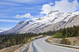The Icefields Parkway Road Highway Through Jasper National Park Photographic Print by Neale Clark