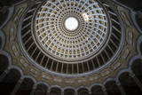 Round Cupola of the Befreiungshalle Photographic Print by Michael Runkel
