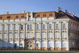 Baroque Palace in Piata Unirii, Timisoara, Banat, Romania, Europe Photographic Print by Ian Trower