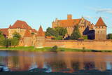 Medieval Malbork Castle Photographic Print by Christian Kober