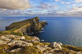 Neist Point and Lighthouse Photographic Print by Neale Clark