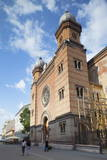 The Fortress Synagogue, Timisoara, Banat, Romania, Europe Photographic Print by Ian Trower