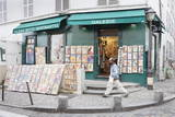 Galerie Butte Montmartre, Montmartre, Paris, Ile De France, France, Europe Photographic Print by Markus Lange