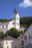 Church of the Virgi Mary, Trencin, Trencin Region, Slovakia, Europe Photographic Print by Ian Trower