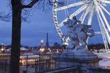 View from Place De La Concorde Photographic Print by Markus Lange