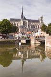 Notre Dame D'Amiens Cathedral, UNESCO World Heritage Site, Amiens, Somme, Picardy, France, Europe Photographic Print by Julian Elliott
