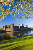 Caerphilly Castle, Gwent, Wales, United Kingdom, Europe Photographic Print by Billy Stock