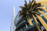 Burj Khalifa and Dubai Mall, Dubai, United Arab Emirates, Middle East Photographic Print by Amanda Hall