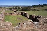 Inca Ruins, Chinchero, Peru, South America Photographic Print by Peter Groenendijk