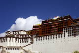 The Potala Palace, UNESCO World Heritage Site, Lhasa, Tibet, China, Asia Photographic Print by Simon Montgomery