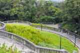 Terrace Garden, Southern Ridges, Singapore, Southeast Asia, Asia Photographic Print by Christian Kober