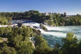 Rhine Falls (Rheinfall) Waterfalls Photographic Print by Markus Lange