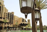 Madinat Jumeirah Hotel, Dubai, United Arab Emirates, Middle East Photographic Print by Amanda Hall