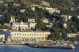 Port of Yalta, Crimea, Ukraine, Europe Photographic Print by Richard Cummins