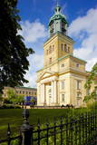 Cathedral, Vastra Hamngatan and Kungsgatan, Gothenburg, Sweden, Scandinavia, Europe Photographic Print by Frank Fell