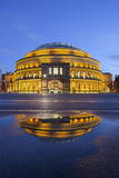 Royal Albert Hall Reflected in Puddle, London, England, United Kingdom, Europe Photographic Print by Stuart Black