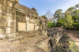 Baphuon Temple in Angkor Thom Photographic Print by Michael Nolan