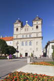 Holy Trinity Church, Kosice, Kosice Region, Slovakia Photographic Print by Ian Trower