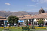 Plaza De Armas, Cuzco, Peru, South America Photographic Print by Peter Groenendijk
