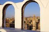 Old City of Sanaa, UNESCO World Heritage Site, Yemen, Middle East Photographic Print by Bruno Morandi