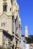 Coit Tower Photographic Print by Richard Cummins