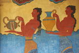 Mural Paintings Photographic Print by Bruno Morandi