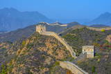 Great Wall of China Photographic Print by Alan Copson